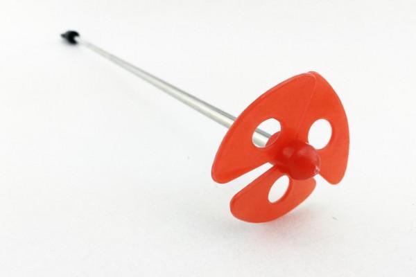 PiBi Farbquirl rund für Lackdosen 60 mm